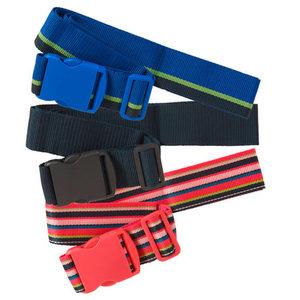 Koffergurt in verschiedenen Farben