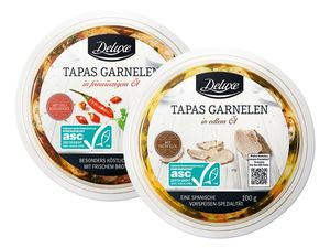 ASC Tapas-Garnelen