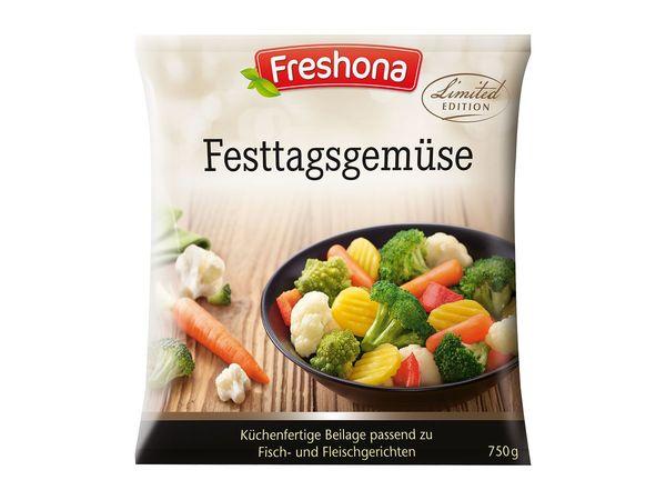Festtagsgemüse