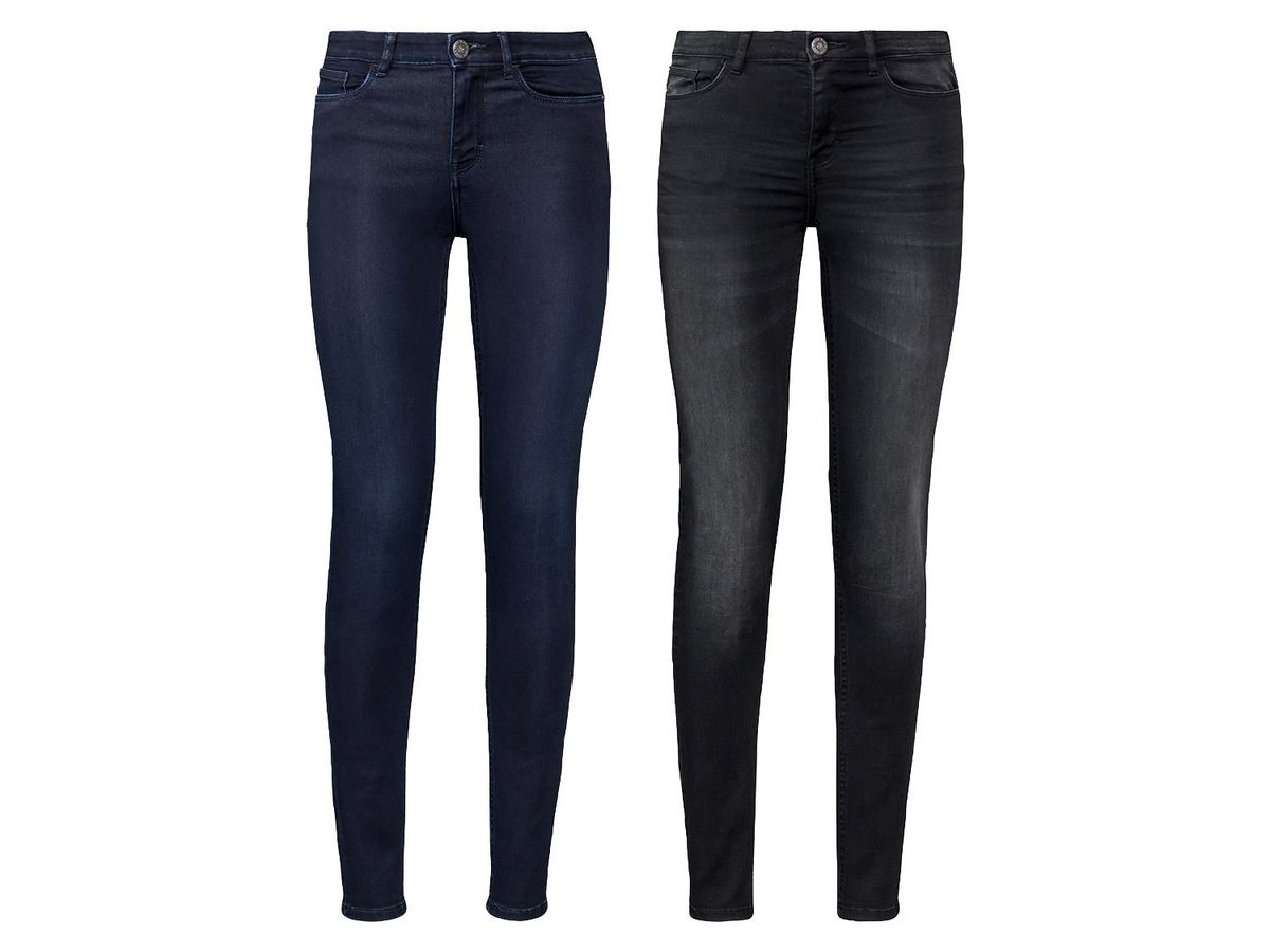 Bild 1 von ESMARA® Damen Super-Skinny-Jeans