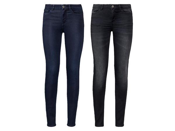 ESMARA® Damen Super-Skinny-Jeans