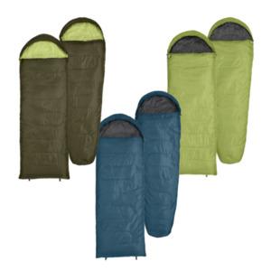 FUN CAMP     Decken- / Mumienschlafsack