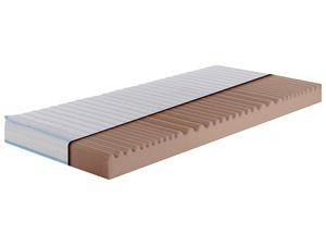 MERADISO® 7-Zonen Komfortschaum-Matratze Medic + care, 90 x 200 cm
