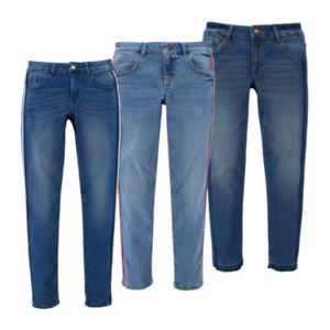 UP2FASHION     Jeans mit Galonstreifen