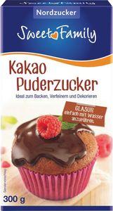 Sweet Family Kakaopuderzucker 300g