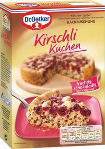 Dr. Oetker Backmischung Kirschli Kuchen 435g