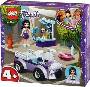 LEGO® Sortiment - Emmas mobile Tierarztpraxis