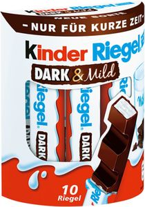 Kinder Riegel Dark & Mild 210g