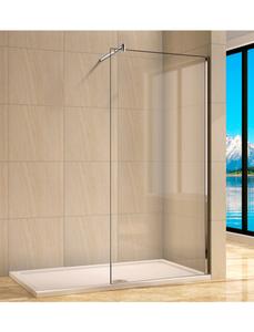 Walk-In Dusche »Rom«, Duschabtrennung Breite 80 cm