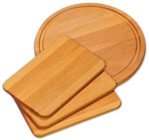 KESPER Vesperteller oder Frühstücksbrettchen