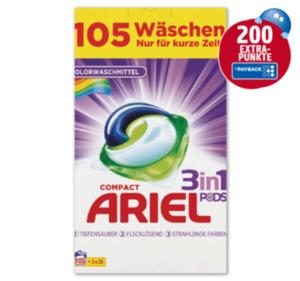 ARIEL Waschmittel 3in1 Pods