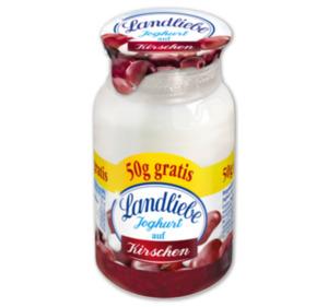 LANDLIEBE Joghurt auf Frucht