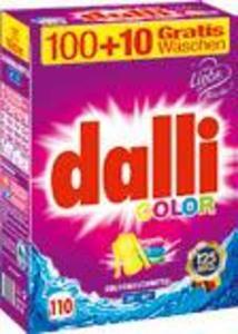 Dalli Voll- oder Colorwaschmittel