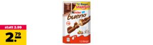 Kinder Bueno 12er-Sparpack