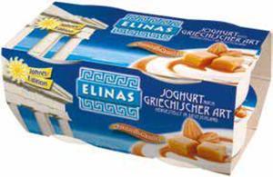Elinas 4er-Pack Joghurt