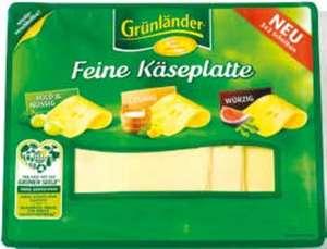 Feine Käseplatte