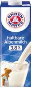 Bärenmarke Die haltbare Alpenmilch