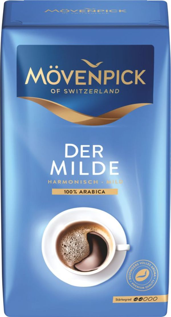 m venpick kaffee der milde 500g von netto marken discount ansehen. Black Bedroom Furniture Sets. Home Design Ideas