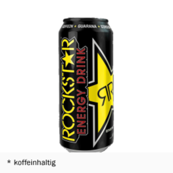 Rockstar Energy Angebot