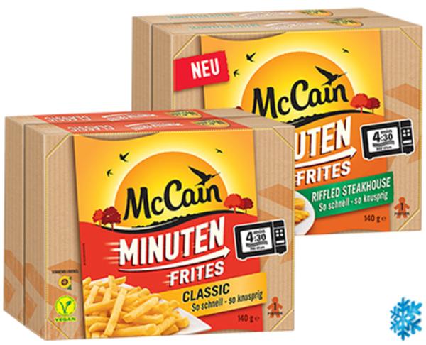 Mccain Minuten Frites