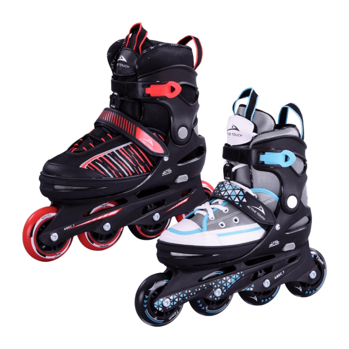 ACTIVE TOUCH Inline Skates von Aldi Nord ansehen!