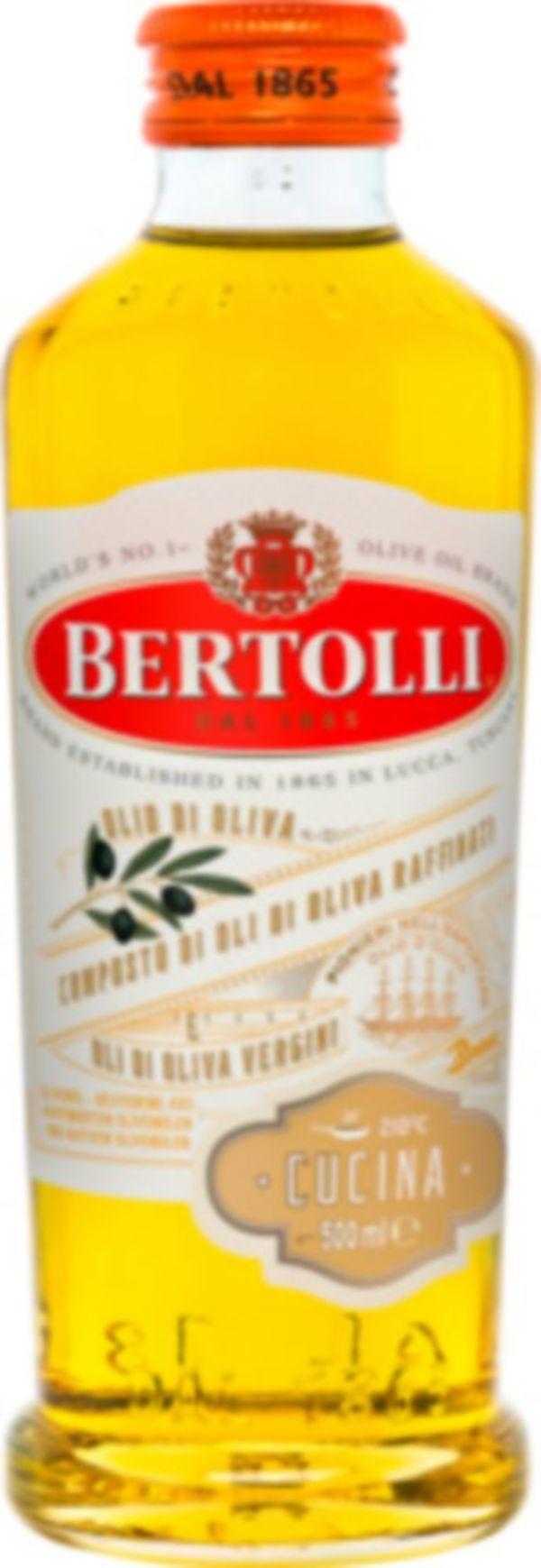 Bertolli Olivenöl Sorten