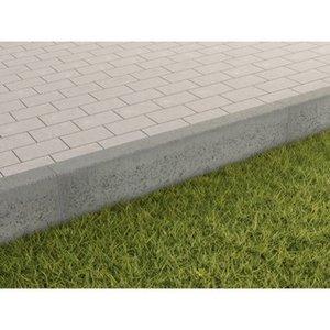 Granit pflastermatte von toom ansehen for Rasenkantensteine toom