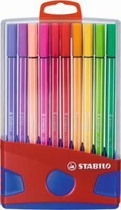 STABILO Fasermaler Pen68 ColorParade