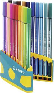 STABILO Fasermaler Pen 68 ColorParade