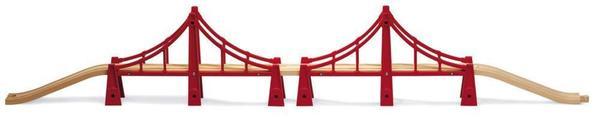 BRIO World Hängebrücke