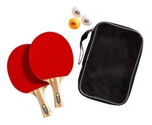 Best Tischtennis-Set 6-teilig mit Tasche