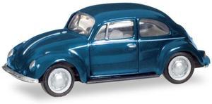 Herpa 022361-006 VW Käfer 96 stahlblau