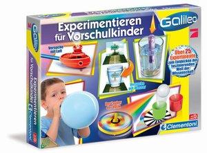 Galileo Experimentieren für Vorschulkinder