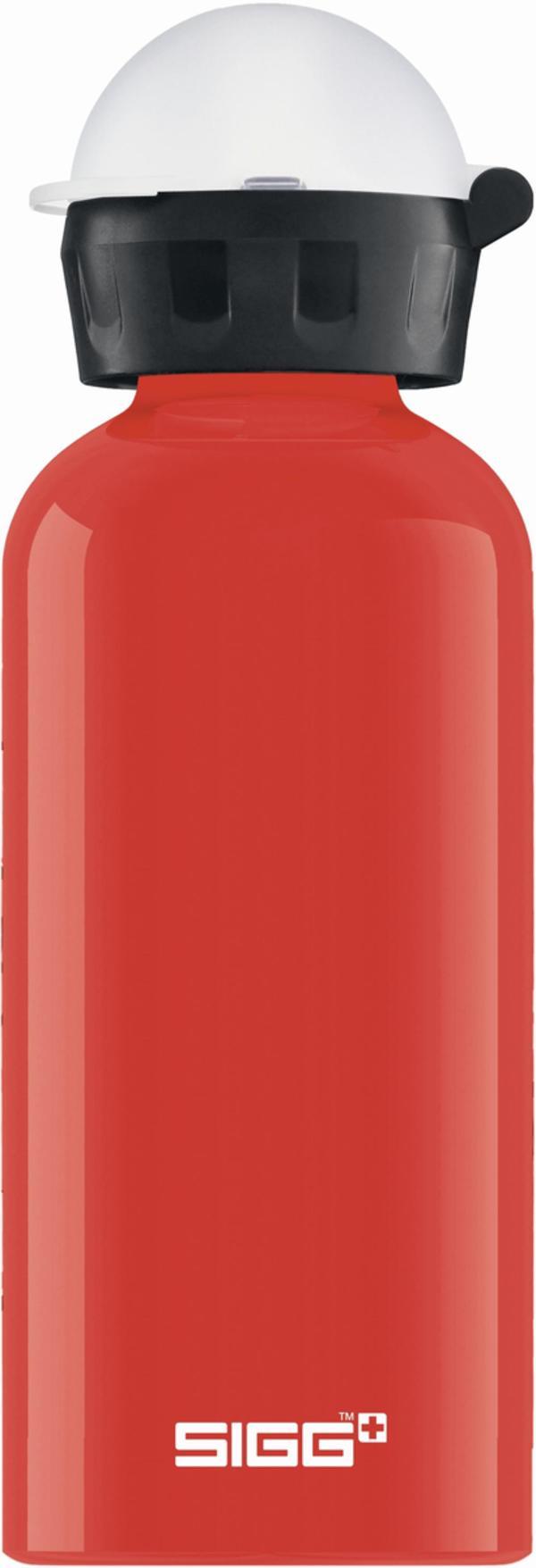 SIGG Kindertrinkflasche 400ml KTB Tomato