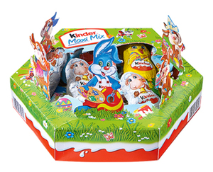 FERRERO® Kinder®  Maxi Mix Osternest