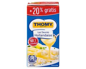 THOMY®  Les Sauces Hollandaise