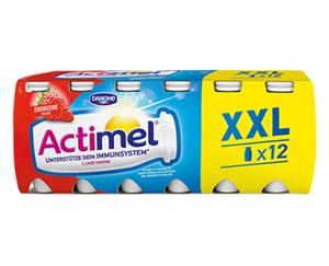 DANONE Actimel® , XXL