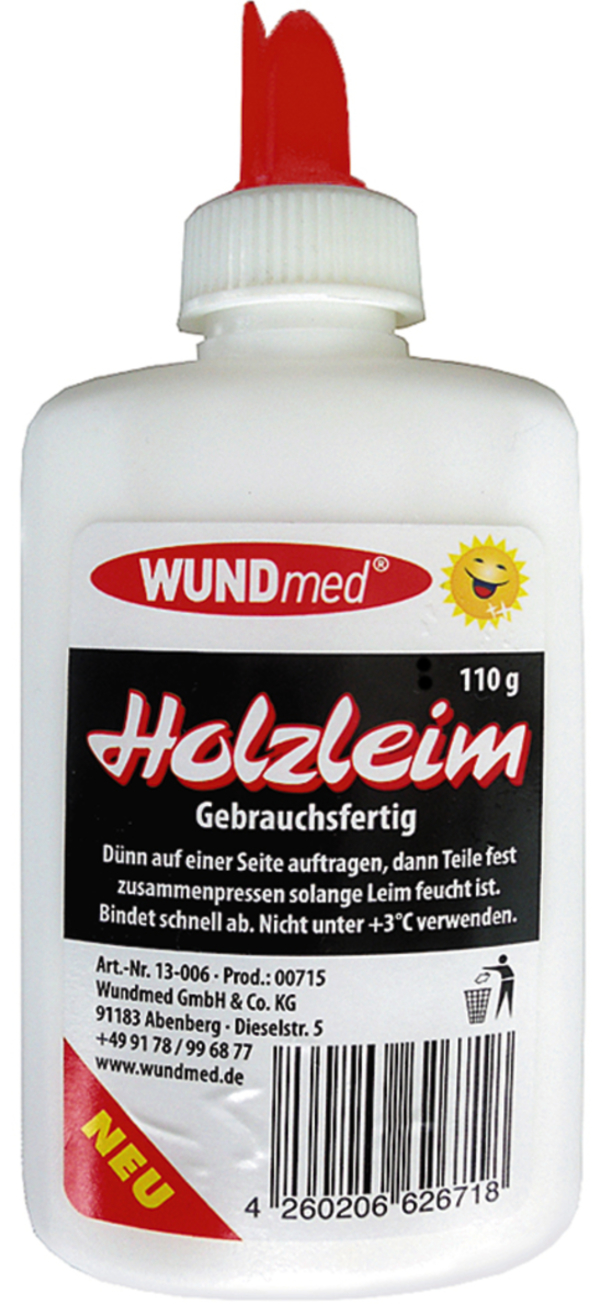 Holzleim, 110 g WUNDmed