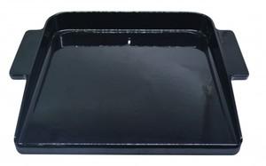 Grillplatte Plancha ,  35 x 35 cm