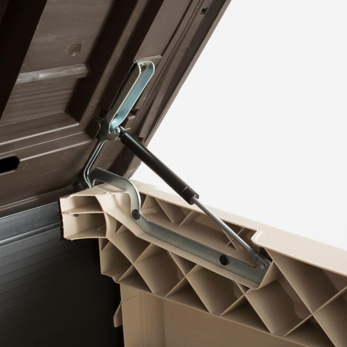 Bild 4 von Keter Garten-Aufbewahrungsbox Store-It-Out Max 145,5x125x82cm