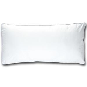 Paradies® Softy fest Kopfkissen (40x80, weiß)