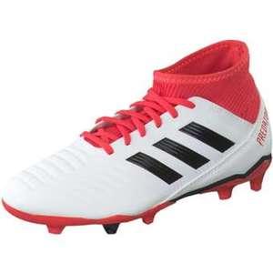 adidas performance Predator 18.3 FG Jr. Fußball Mädchen|Jungen weiß