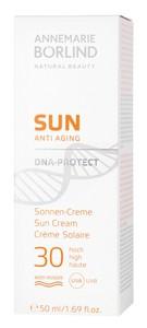 ANNEMARIE BÖRLIND  SUN Anti Aging DNA-Protect Sonnen-Creme LSF 30 50 ml