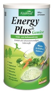 Alsiroyal  Energy Plus Gemüse 500 g