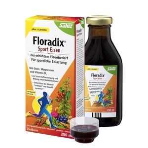 Salus  Floradix Sport Eisen 250 ml