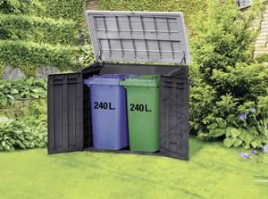 Tepro Store It Out MAX Universalbox ,  für Mülltonnen und sonstiges