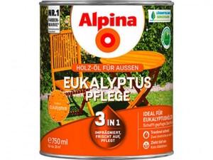 Alpina Eukalyptus Pflege Öl ,  750 ml