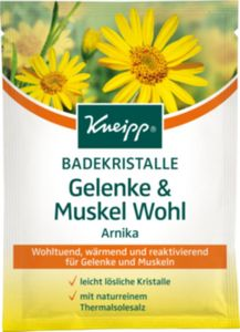 Kneipp® Badekristalle Gelenke & Muskel Wohl, 60g