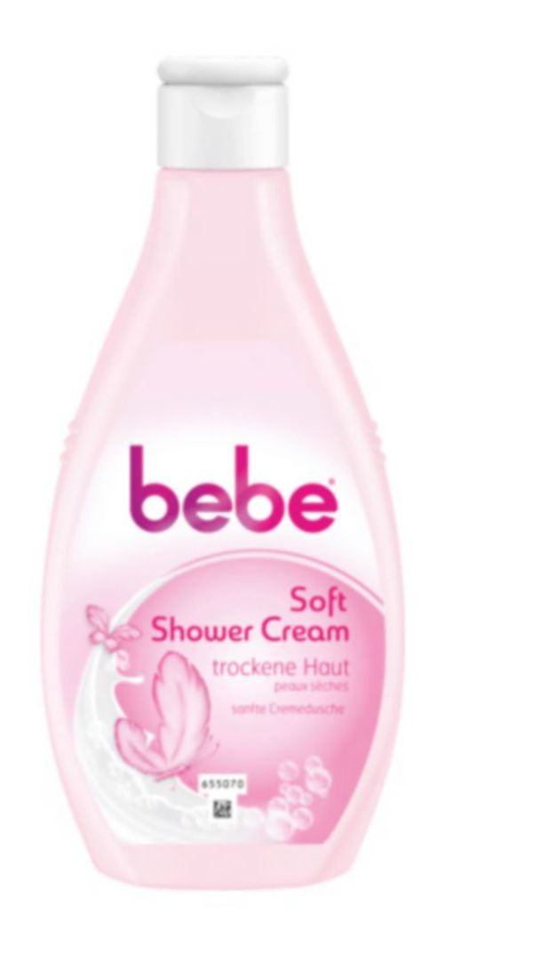 bebe Young Care® soft shower cream Cremedusche, 250ml
