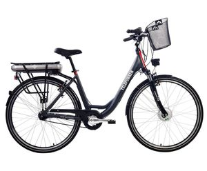 "Telefunken RC657 Multitalent Alu-E-Bike City 28"" 7-Gang Shimano Nexus ..."